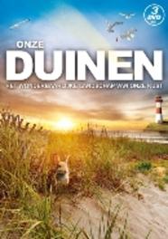 Onze duinen (3 dvd)