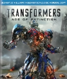 Transformers 4 - Age of Extinction (3D Blu-ray)