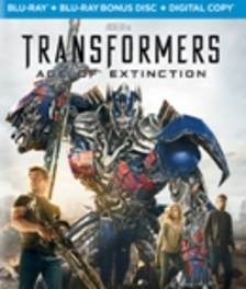 Transformers 4 Age of Extinction (Blu-ray)