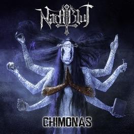 CHIMONAS NACHBLUT, CD