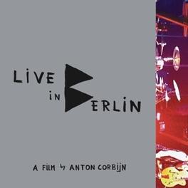 LIVE IN BERLIN -CD+DVD- 2CD+2DVD+BLRY AUDIO Depeche Mode, CD