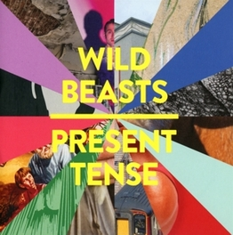 PRESENT TENSE -SPEC- ORIGINAL ALBUM W/BONUS DISC W/REMIXES WILD BEASTS, CD