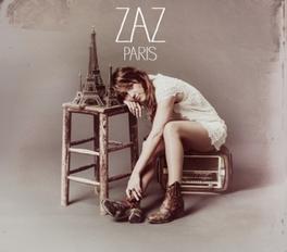 PARIS -CD+DVD- ZAZ, CD