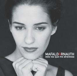 ESTA VOZ QUE ME ALTRAVESS Audio CD, MAFALDA ARNAUTH, CD