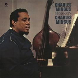 PRESENTS CHARLES.. -HQ- 180GR. CHARLES MINGUS, LP