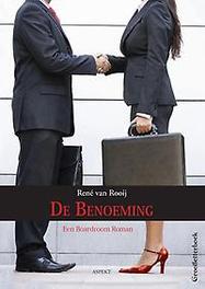 De benoeming grootletterboek, Van Rooij, René, Paperback