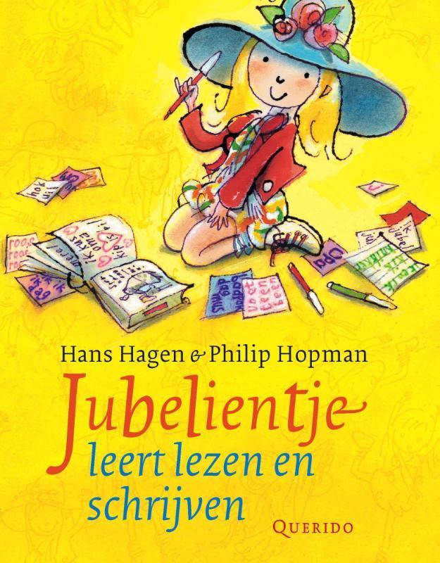 Jubelientje leert lezen en schrijven Hans Hagen, Paperback