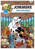 JOMMEKE 172. FIFI IN DE KNOEI