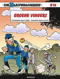 BLAUWBLOEZEN 58. GROENE VINGERS BLAUWBLOEZEN, Cauvin, Raoul, Paperback