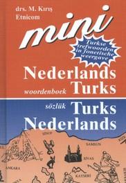 Nederlands-Turks Turks-Nederlands Hollandaca-Turkce Turkce-Hollandaca woordenboek; sozluk, Mehmet Kiris, Hardcover