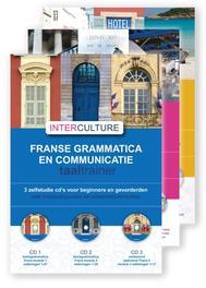 Interculture Frans set 9 cd's Taaltrainer