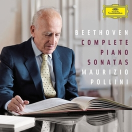 COMPLETE PIANO SONATAS MAURIZIO POLLINI L. VAN BEETHOVEN, CD