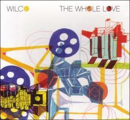 WHOLE LOVE -DELUXE- HARDCOVER SLIPCASE 2CD W/DIFF.ARTWORK WILCO, CD