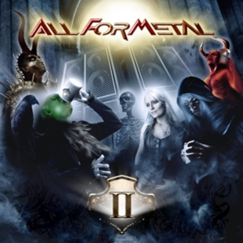 All For Metal 2 -Dvd+Cd-