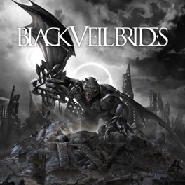 BLACK VEIL BRIDES *4TH FOR L.A. BASED THEATRICAL HAIR-GLAM ROCKERS* BLACK VEIL BRIDES, CD