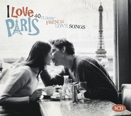MY KIND OF MUSIC - I.. .. LOVE PARIS V/A, CD