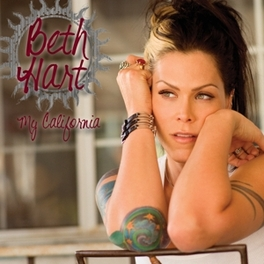 MY CALIFORNIA -HQ- 180GR. BETH HART, Vinyl LP