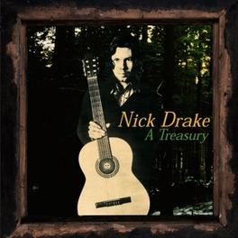 A TREASURY -HQ/DOWNLOAD- 180GR. NICK DRAKE, Vinyl LP