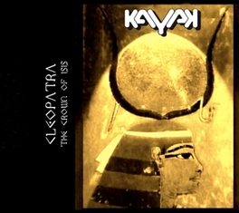 CLEOPATRA - THE CROWN.. *2014 AND FINAL KAYAK ALBUM* KAYAK, CD