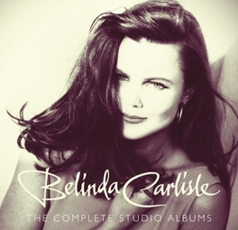 COMPLETE STUDIO ALBUMS.. .. COLLECTION, INCL. 28PG. BOOKLET BELINDA CARLISLE, CD