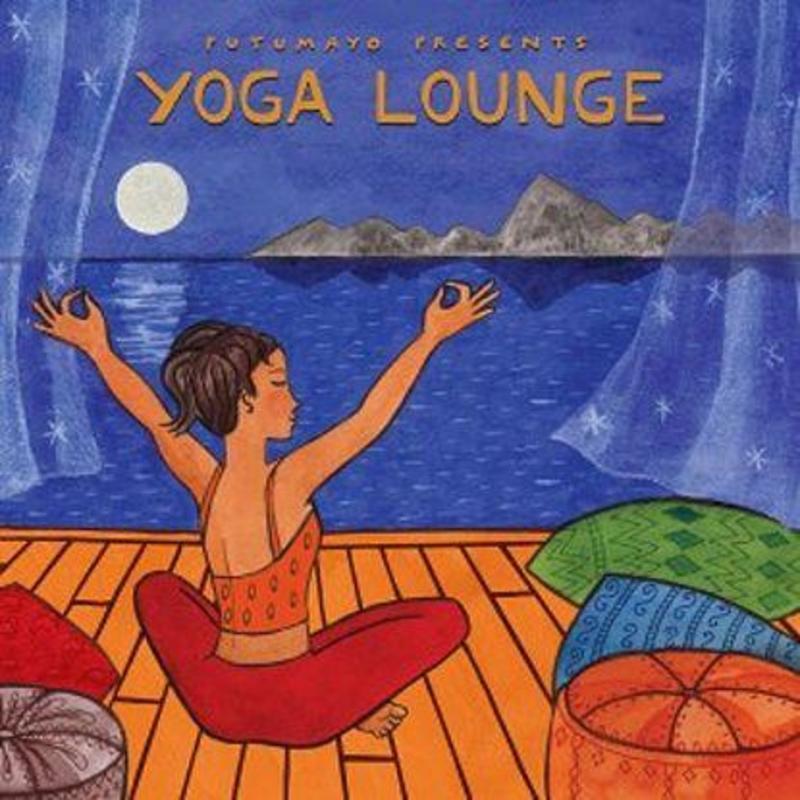YOGA LOUNGE PUTUMAYO PRESENTS V/A, CD