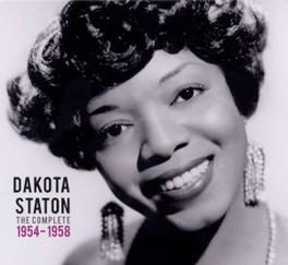 COMPLETE 1954-1958 RECORD DAKOTA STATON, CD