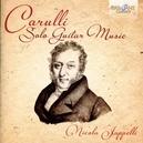 SOLO GUITAR MUSIC NICOLA JAPPELLI