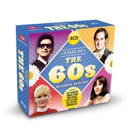 MY KIND OF MUSIC -.. .. STARS OF THE 60S V/A, CD