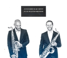 VARIATIONS IN BLUE FEAT SMITH, WALTER  III HARBECK, JAN -QUARTET-, CD
