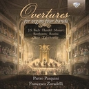 OVERTURES FOR ORGAN FOUR