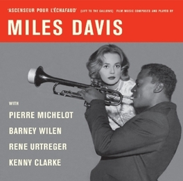 ASCENSEUR POUR L'ECHAFAUD PLUS 7 BONUS TRACKS MILES DAVIS, CD