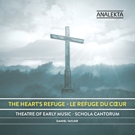 HEART'S REFUGE THEATRE OF EARLY MUSIC, CD