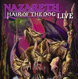 HAIR OF THE DOG -LIVE- NAZARETH, Vinyl LP