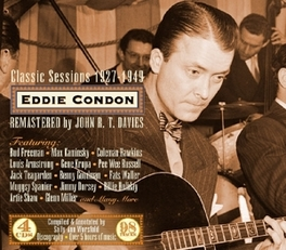 CLASSIC SESSIONS.. .. 1927-1949/FT. GENE KRUPA/BENNY GOODMAN/BUD FREEMAN/ EDDIE CONDON, CD