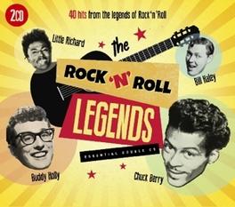 MY KIND OF MUSIC - ROCK.. .. N ROLL LEGENDS V/A, CD