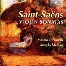 VIOLIN SONATAS MAURO TORTORELLI/ANGELA MELUSO