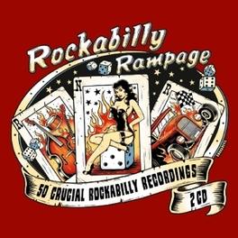 MY KIND OF MUSIC -.. .. ROCKABILLY RAMPA V/A, CD