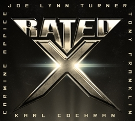 RATED X RATED X, CD