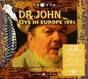 LIVE IN EUROPE -CD+DVD- 1995 RECORDED