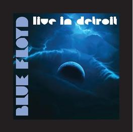 LIVE IN DETROIT GOV'T MULE AND THE ALLMAN BROTHERS BLUE FLOYD, CD