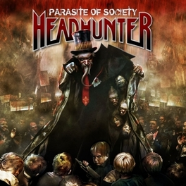 PARASITE OF SOCIETY BAND OF SCHMIER (DESTRUCTION) AND JRG MICHAEL (STRATO) Audio CD, HEADHUNTER, CD