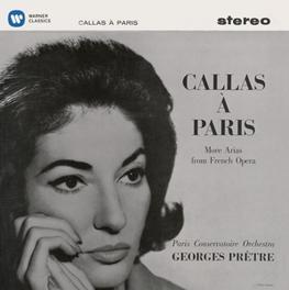 CALLAS A PARIS 2 -DIGI- PARIS CONS.ORCHESTRA (1963)/GEORGES PRETRE MARIA CALLAS, CD