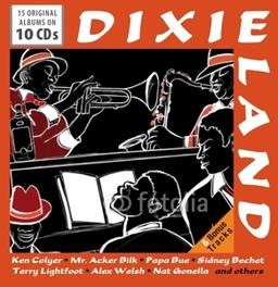 DIXIELAND - 15 ORIGINAL.. .. ALBUMS V/A, CD