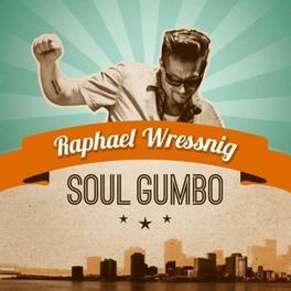 SOUL GUMBO RAPHAEL WRESSNIG, Vinyl LP