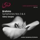 SYMPHONIES 3 & 4 L.S.O./VALERY GERGIEV
