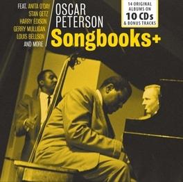 SONGBOOK+ 14 ORIGINAL ALBUMS OSCAR PETERSON, CD