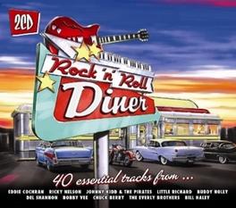 MY KIND OF MUSIC - ROCK.. .. N ROLL DINE V/A, CD