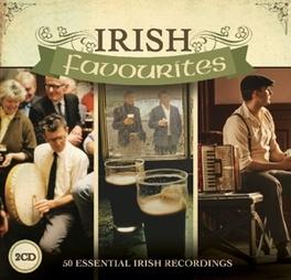 MY KIND OF MUSIC -.. .. IRISH FAVOURITES V/A, CD