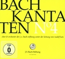 KANTATEN NO.4 CHOR & ORCH.DER J.S. BACH-STIFTUNG