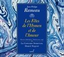 LES FETES DE L'HYMEN ET D LE CONCERT SPIRITUEL/HERVE NIQUET